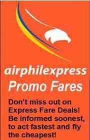 AirphilExpress Promo Fares 2013 Manila to Mindanao for as Low as P888